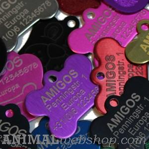 Medallas para perros baratos