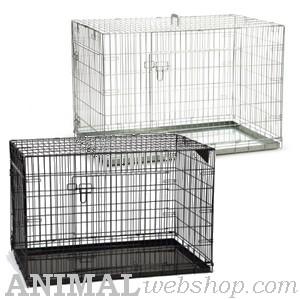 Gitterboxen aus Metall
